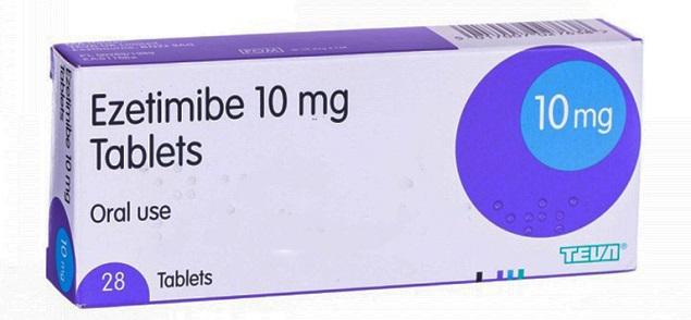 Thuốc Ezetimibe Tablets 10mg điều trị cholesterol cao, ngăn ngừa đột quỵ và đau tim