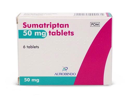 Thuốc Sumatriptan điều trị đau nửa đầu