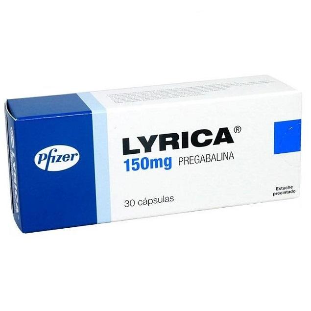 Thuốc Pregaba 150mg Pregabalin điều trị đau thần kinh