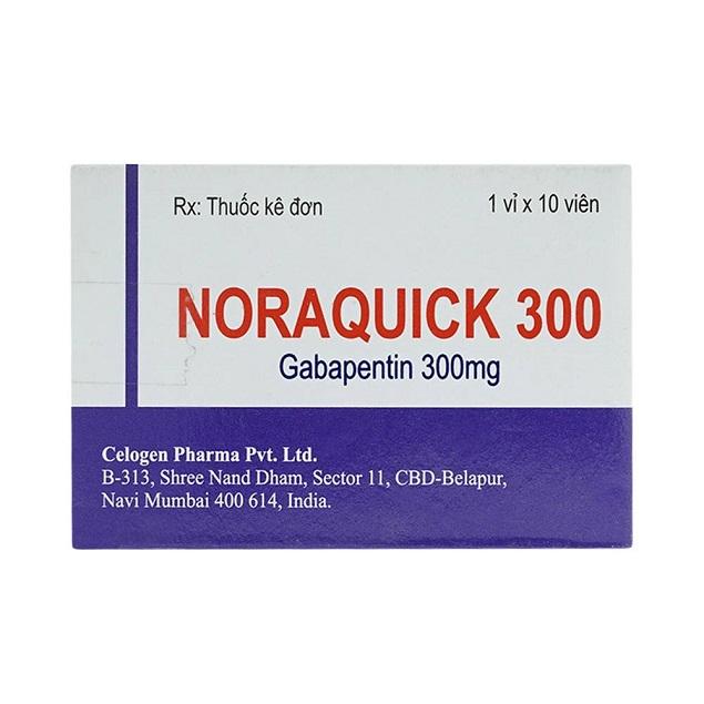 Thuốc Remebentin 300mg Gabapentin điều trị động kinh