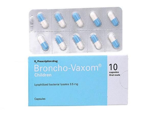 Thuốc Broncho-vaxom Adult điều trị tăng cường miễn dịch