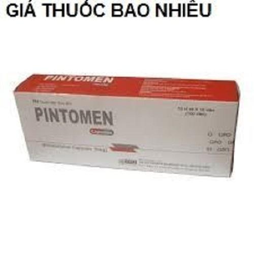 Thuốc Pintomen 5,0mg Flunarizine dự phòng và điều trị chứng đau nửa đầu