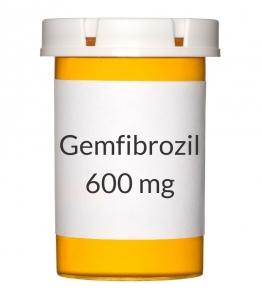 Thuốc SaVi Gemfibrozil 600 điều trị mỡ máu