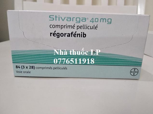 Thuốc Stivarga 40mg Regorafenib điều trị ung thư đại trực tràng (2)