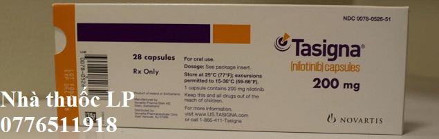 Thuốc Tasigna 200mg Nilotinib điều trị ung thư máu nhiễm sắc thể Philadelphia (3)