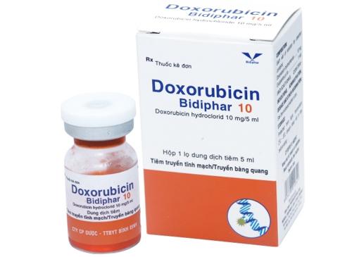 Doxorubicin Bidiphar 10