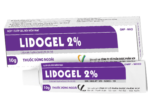 Lidogel 2%