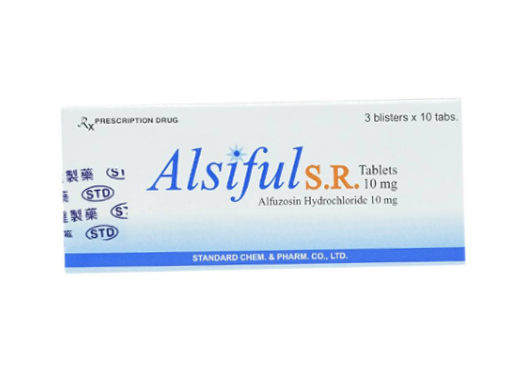 Alsiful S.R. Tablets 10mg