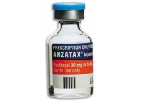 Anzatax Paclitaxel 30mg/5ml