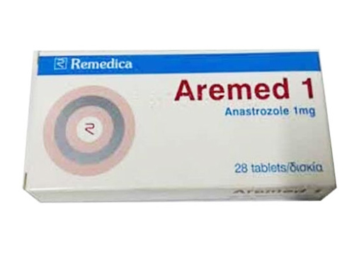 Aremed 1mg Film Coated tablets