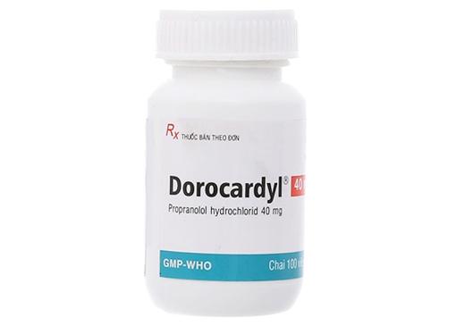 Dorocardyl 40 mg