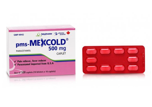 pms-Mexcold 500