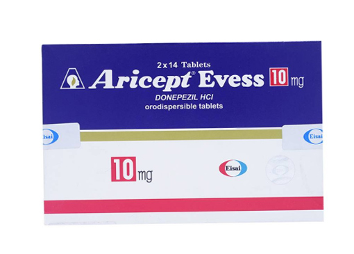 Aricept Evess 10 mg