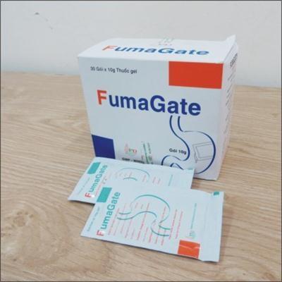 Thuốc Fumagate - Fort điều trị triệu chứng viêm loét dạ dày – tá tràng cấp và mạn tính