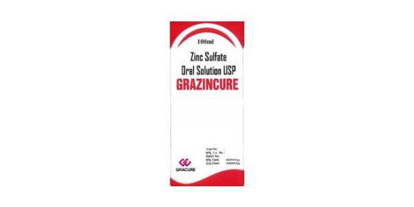 Thuốc Grazincure hỗ trợ điều trị tiêu chảy cấp và mạn tính