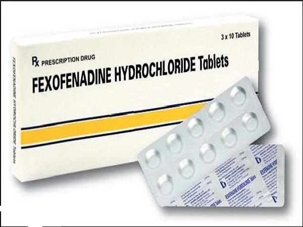 Thuốc Fexikon-120 120mg Fexofenadine Hydrochloride điều trị các triệu chứng viêm mũi dị ứng
