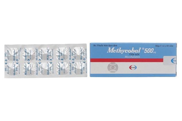 Thuốc Methylcobalamin 500 điều trị bệnh lý thần kinh ngoại biên