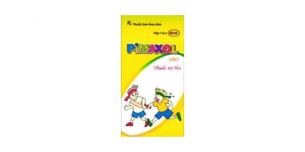 Thuốc Pimaxol điều trị ho khan, ho do dị ứng, ho do cảm cúm