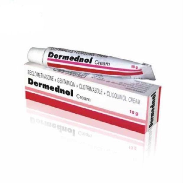 Thuốc Dermednol điều trị nhiễm khuẩn