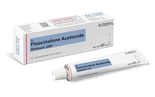 Thuốc Fluocinolon 0,025% điều trị bệnh vẩy nến, viêm da tiết bã nhờn, lichen phẳng, ngứa sần, eczema