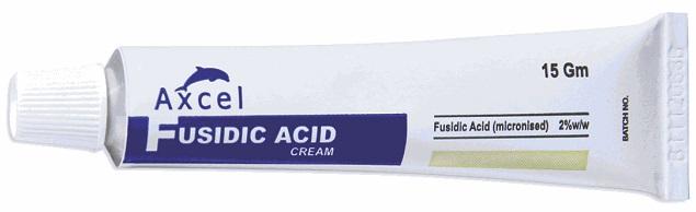 Thuốc Axcel Fusidic Acid Oint ment điều trị nhiễm trùng da