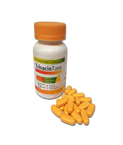 Thuốc Trivacintana F giảm đau, hạ sốt