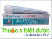 Arthrodont