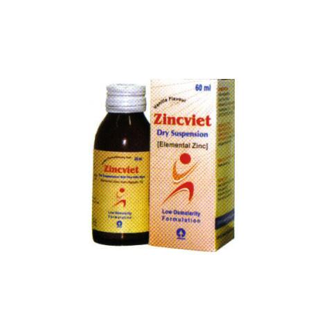 Thuốc Zincviet chữa trị các chứng tiêu chảy cấp