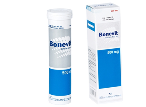 Thuốc Bonevit điều trị loãng xương do nhiều nguồn gốc khác nhau