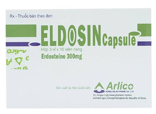 Eldosin Capsule