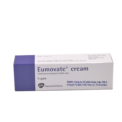 Eumovate cream