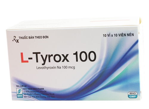 L-Tyrox 100