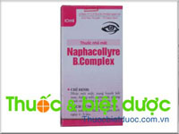 Naphacollyre B complex 10ml