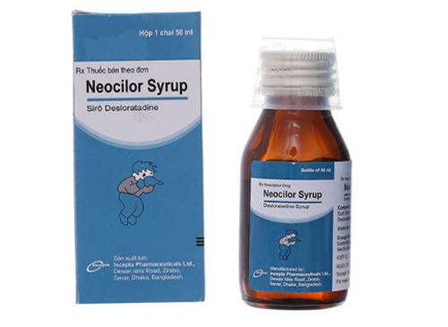Neocilor syrup
