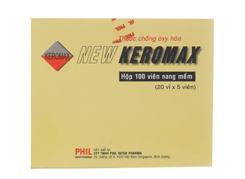 New Keromax