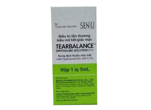 Tearbalance Ophthalmic solution 0,1%