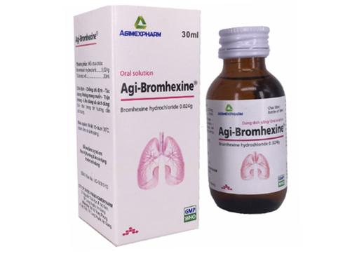 Agi-bromhexine