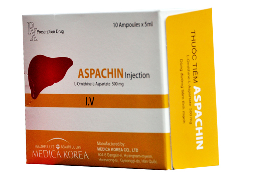 Aspachine Injection