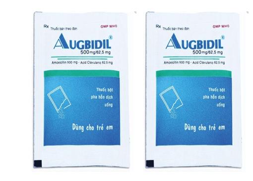 Augbidil 500mg/62,5mg