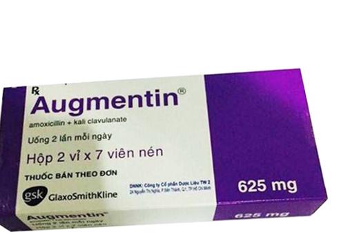Augmentin 625mg tablets