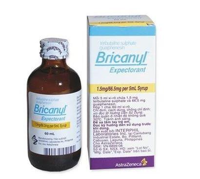 Bricanyl Expectorant