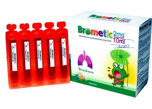 Brometic 2mg/10ml