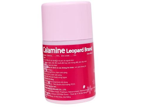 Calamine Leopard Brand