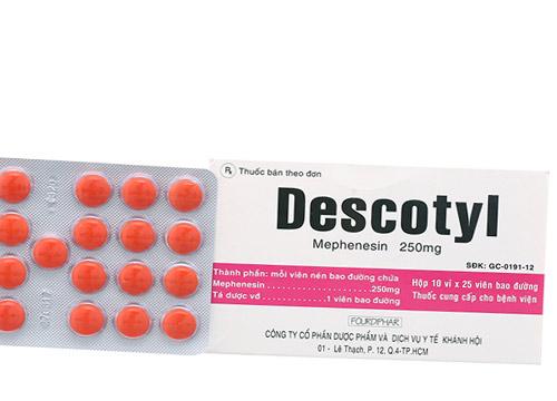 Descotyl 250mg