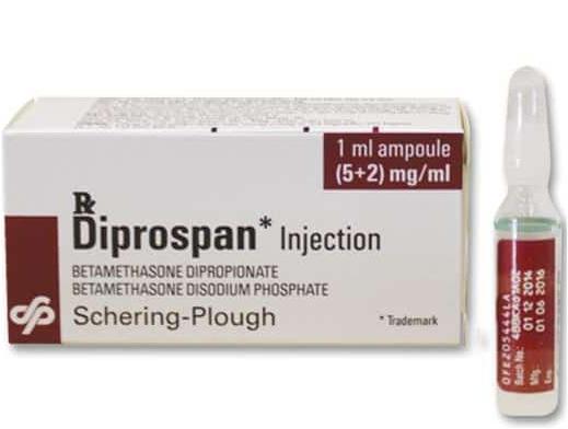 Thuốc Depersolon Injection 30mg/ml Mezipredon điều trị nhồi máu cơ tim, dị ứng nặng hoặc nhiễm độc