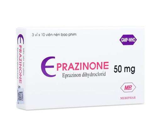 Eprazinone