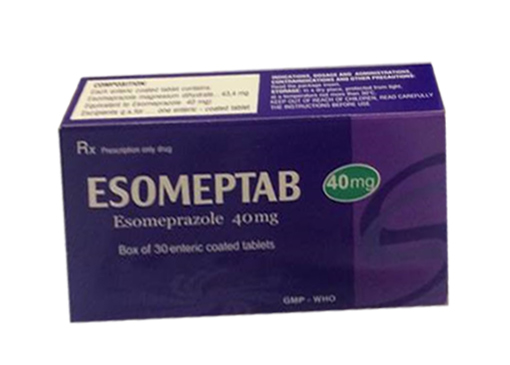 Esomeptab 40 mg