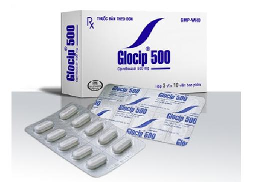Glocip 500