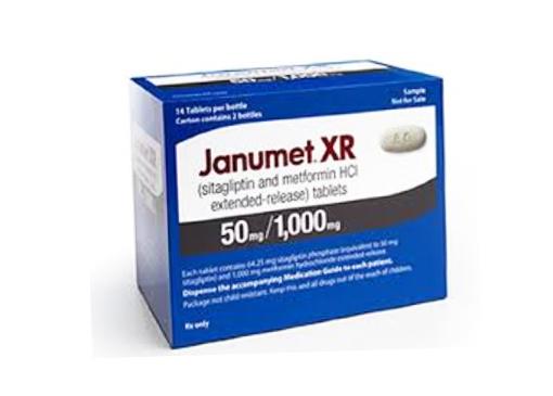 Janumet XR 50mg/1000mg