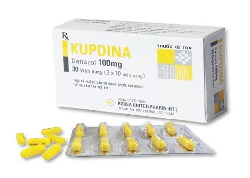 Kupdina 100 mg